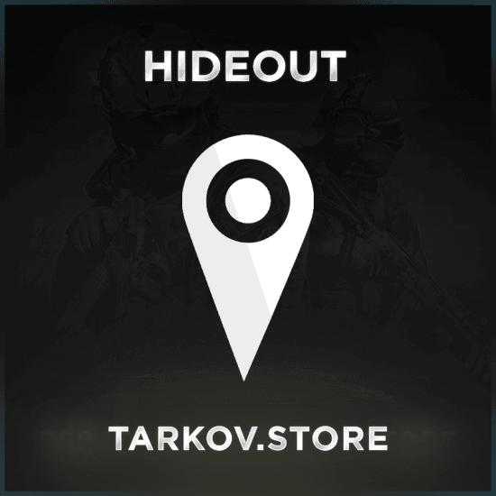 Escape from Tarkov Hideout